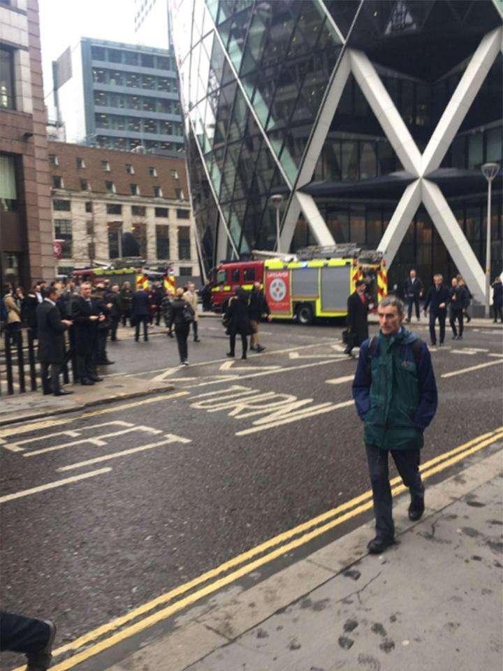 Sërish panik në Londër  evakuohet gradaçela