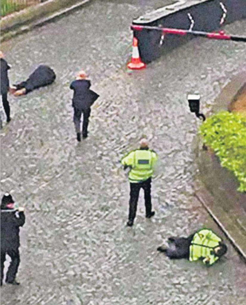 Shikoni momentin kur u ekzekutua terroristi i Londrës