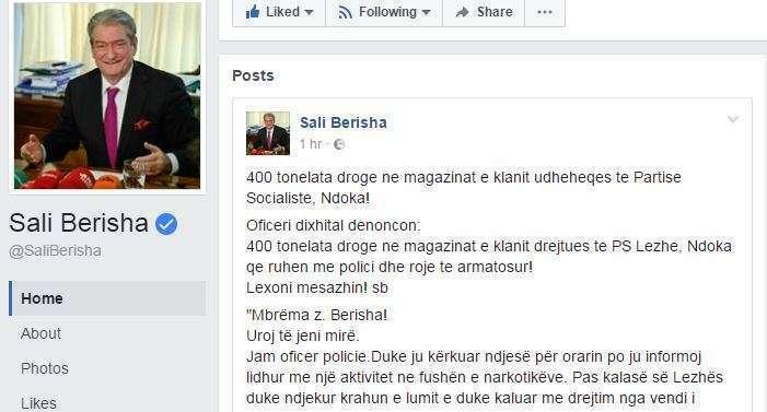 Meta President, Berisha: Një akt i ri për thellimin e…