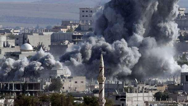 352 civilë të vrarë nga sulmet e koalicionit