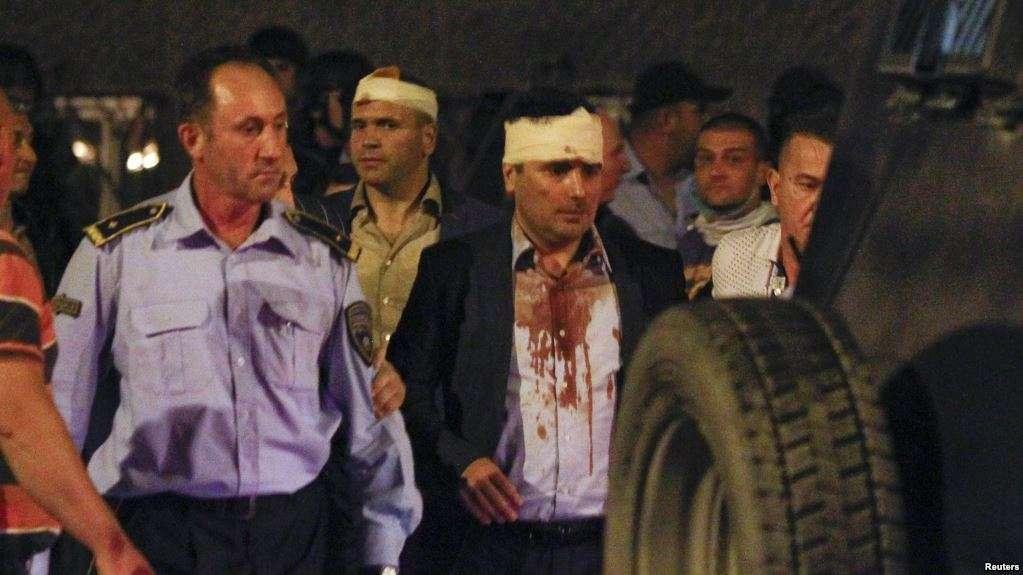 Bilanci i dhunës në Maqedoni, 102 të plagosur
