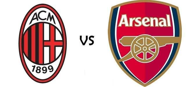 Milan   Arsenal superndeshja e fazës së 1 8