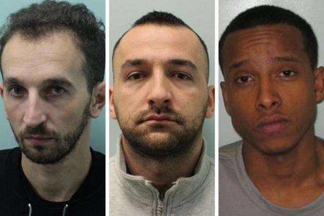 Kokainë me vlerë 4 mln paund  burg shqiptarëve në Britani