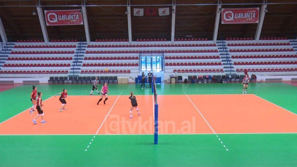 Volejbolli shqiptar në Ligën e Europës