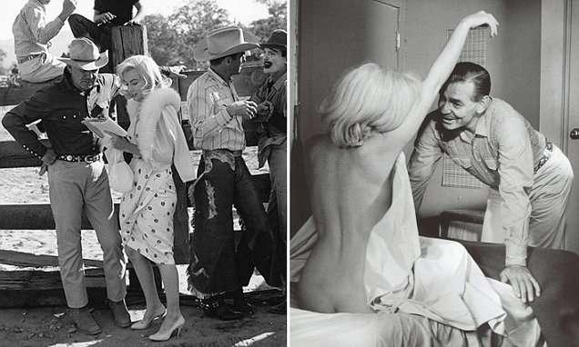 Zbulohet skena nudo e Merlin Monro në filmin e saj të