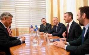 Kryeparlamentari i Kosovës: Vendimet i marrim bashkë me SHBA