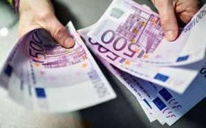 Lamtumirë kartëmonedha 500 Euro
