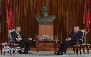 Emision për jetën e ish-Presidentit Alfred Moisiu (Video-Arkiv)