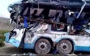Përplasen 2 autobusë, humbin jetën 22 persona