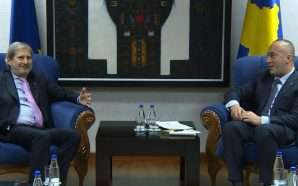 Hahn konfirmon mbështetjen për integrimin e Kosovës