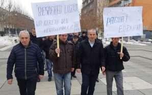 Prishtinë: Protestojnë punëtorët teknikë të shkollave