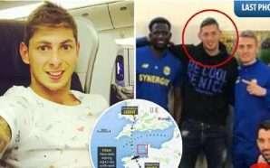 Futbollisti parandjeu rrëzimin e aeroplanit, u dërgoi shokëve mesazh