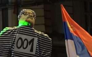 Opozita proteston sërish kundër Vuçiç