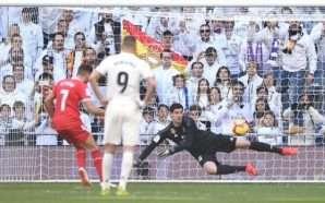 Humbet Reali, Barcelona 9 pikë larg nga madrilenët