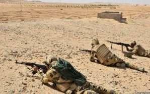 Sulmohet ushtria egjiptiane në Gadishullin Sinai