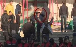 15 të arrestuar për protestën para Kryeministrisë, mes tyre edhe…