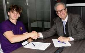 Kabashi zgjat kontratën te Barcelona