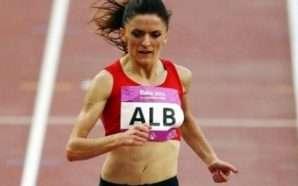 Luiza Gega shpallet kampione e Ballkanit