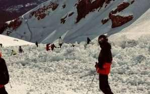 Ortek në resortin e famshëm të skive