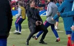 Siemeone dhe Ronaldo merren me tifozët