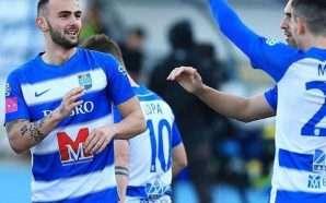 Abazaj debuton me gol të Osijek