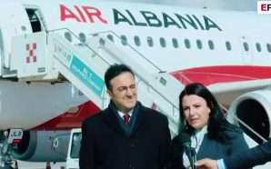 Firmoset marrëveshja financiare për Air Albania