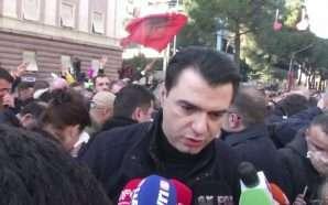 Mbyllet protesta, Lulzim Basha: Të enjten mblidhemi sërish