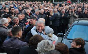 Garda ndërpret mbrojtjen për Berishën