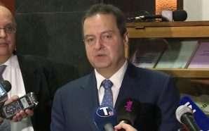 Ministri i Jashtëm serb Daçiç zbulon ofertën për Kosovën