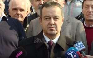 Daçiç: Ndërkombëtarët presion për Kosovën