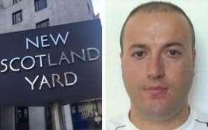 Pranga 34-vjeçarit shqiptar në Britani
