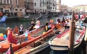 Nisin karnavalet e Venecias