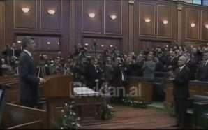 Emision për ditët e Kosovës, Pavarësia (Video-Arkiv)