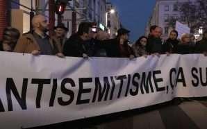 Manifestime kundër anti-semitizmit