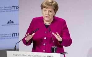 Momenti i guximshëm i Merkelit në Mynih