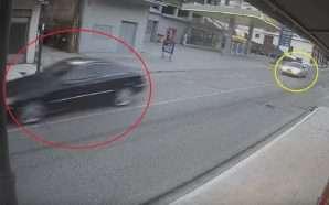 Video e ndjekjes së trafikantëve