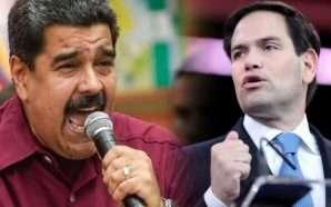 Rubio: Maduro, mafioz me pushtet
