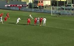 Partizani ndalet nga një penallti e dyshimtë
