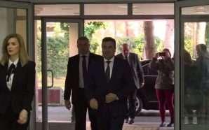 Presidencialet: Zaev takon Gashin dhe Thaçin