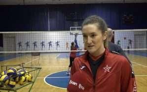 Volejbollistja turke vishet kuq e zi