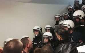 Opozita serbe hyn në Televizionin Publik