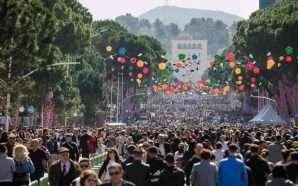 Tirana feston Ditën e Verës