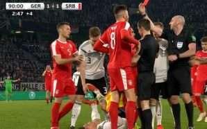 Gjermania barazon me Serbinë