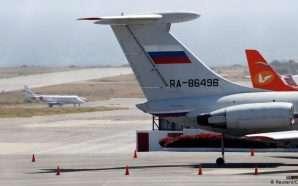 Rusia dërgon dy avionë ushtarakë në Venezuelë