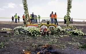 """Vërtetohet shkaku i rrëzimit të """"Ethiopian Airlines"""""""