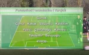 Formacioni i Turqisë ndaj Shqipërisë