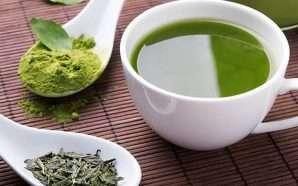 Konsumoni çaj jeshil