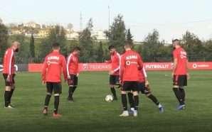 Lojtarët optimistë para Turqisë