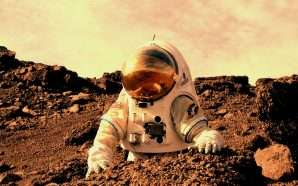 Një grua, njeriu i parë në Mars