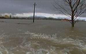 Përmbytjet e Shkodrës (Video Arkiv)